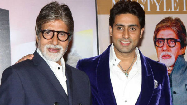 After Defeating Corona Amitabh Bachchan Was Discharge From The Hospital
