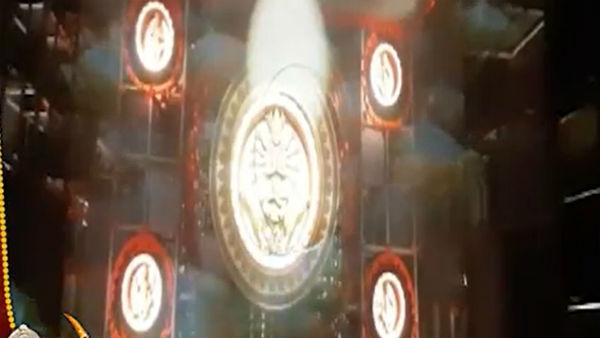 এ বছর ৯৫ পল্লীর পুজো ভাবনায় লৌকিক, মানুষের পাশে পুজো কমিটি