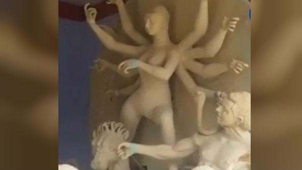 রামচন্দ্রের অকালবোধনের নিয়মেই দেবী মা পূজিত হন দক্ষিণ দিনাজপুরের এই গ্রামে