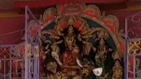 তরঙ্গপুরের ঘোষ বাড়ির দূর্গাপুজো এক অন্য ইতিহাসের সাক্ষী