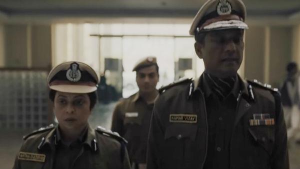 শ্রেষ্ঠ ড্রামা হিসাবে আন্তর্জাতিক এমি অ্যাওয়ার্ড পেল প্রথম ভারতীয় শো 'দিল্লি ক্রাইম'