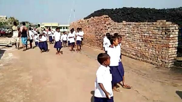সুন্দরবনের ধামাখালিতে নতুন প্রাথমিক বিদ্যালয়ের সূচনা