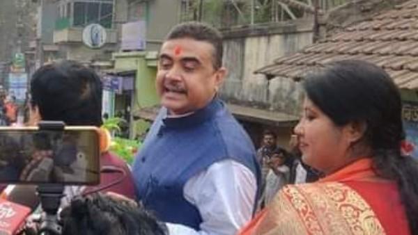 শুভেন্দুর রোড শো থেকে এবার 'গোলি মারো' স্লোগান! স্থানীয় যুব মোর্চা নেতা দিলেন কোন ব্যাখ্যা