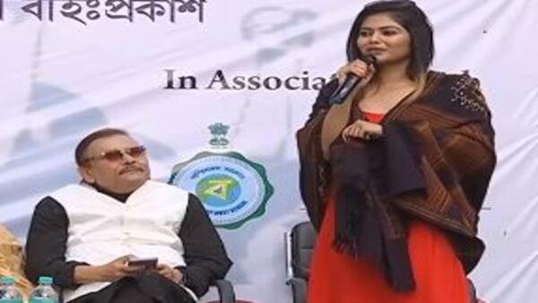 নারী নিরাপত্তায় পশ্চিমবঙ্গ নম্বর ওয়ান! মদন মিত্রকে নিয়ে সায়নী ঘোষের 'বিশেষণে' জল্পনা