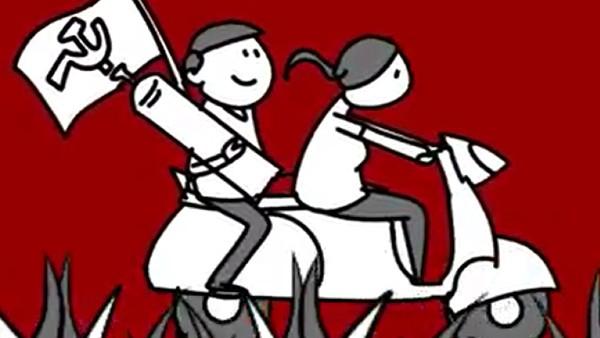 এ লড়াই লড়ব, একসাথে জিতব! 'ওয়েভিং ফ্ল্যাগে'র সুরে প্যারোডি রেড ভলান্টিয়ারদের