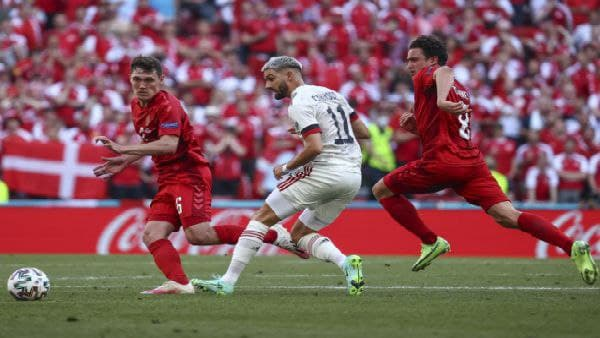 Euro Cup: বেলজিয়ামের সঙ্গে প্রি কোয়ার্টারে ডেনমার্ক, ফিনল্যান্ড তৃতীয়