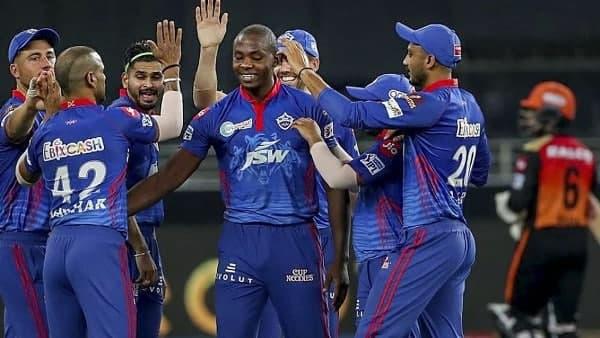 IPL 2021 : সানরাইজার্স হায়দরাবাদের বিরুদ্ধে দিল্লি ক্যাপিটালসের অনায়াস জয়, ফের শীর্ষে রাজধানী ও ধাওয়ান