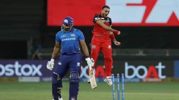 IPL 2021: পোলার্ডের উইকেটটাই সেরা, মুম্বই ইন্ডিয়ান্সের বিরুদ্ধে হ্য়াটট্রিকের পর নতুন নাম পেলেন হর্ষল