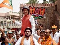 Delhi Mcd Election Result 2017 Bjp Sweeps With Majority