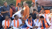 Mukul Roy Prefers Dilip Ghosh S Name As State President Of Bjp Again