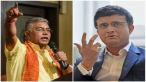 Bjp State President Dilip Ghosh Gives Message To Sourav Ganguly