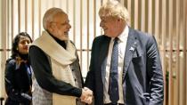 Narendra Modi And Boris Johnson Discusses Mutual Help In Regards With Coronavirus Fight And Vaccine