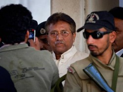 Former Pak President Pervez Musharraf Arrested Over Lal Masjid Case