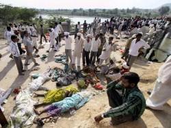 Madhya Pradesh Stamped 115 Killed Over 100 Injured