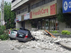 Deadly Earthquake Hits Central Philippine