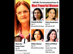 Indians Among Fortune S List Of 50 Most Powerful Women In Busines