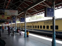 Fewer Tickets Being Booked Cash Strapped Railways Worried