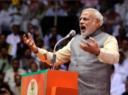 Narendra Modi Charges Rival Nitish Kumar With Betrayal