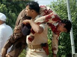 Serial Blasts Rock Modis Rally Venue In Patna Five Killed