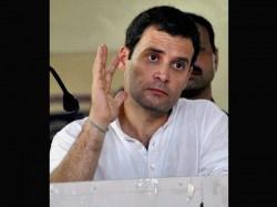 Bjp Files Complaint Over Rahul Gandhis Speech