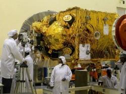 Isro Gear Up For Mars Odyssey Glory