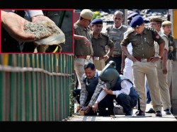 Live Bombs Found In Ranchi Hotel