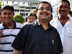 Kunal Ghosh Meets Chidambaram