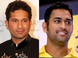 Dhoni Blasts Officials For Misspelling Sachins Name