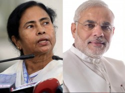 Modi Praise Mamata Banerjee