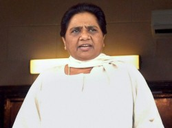 Bsp Will Fight The 2014 Lok Sabha Elections Alone Says Mayawati