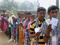 Chhattisgarh Polling Done In The Shadow Of Maoist Violence