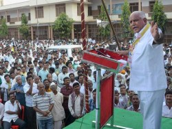 Yeddyurappa Offers Unconditional Merger With Bjp