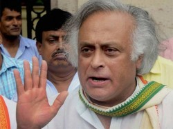 Rahul Gandhi Must Say Sorry To Muslims Says Jairam Ramesh