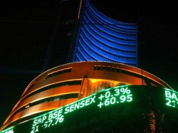 Sensex Zooms Over 400 Points As Exit Polls Predict Bjp Win