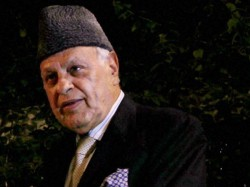 Farooq Abdullah Apologises For Sexist Remark