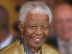 Nelson Mandela Dies At