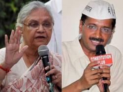 Hung Assembly In Delhi Kejriwal Defeats Sheila Dixit