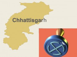 Neck To Neck Figh In Chhattisgarh Bjp Not Performing Well