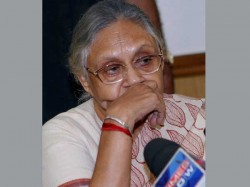 Sheila Dixit Resigns Even Before Announcement Of Final Result