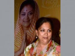 Congress Whitewashed In Rajasthan Vasundhara Raje To Become Cm