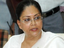 Vasundhara Raje Sworn In As Rajasthan Cm