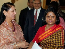 Sushma Singh Sworn In As New Cic