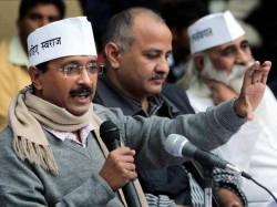 Arvind Kejriwal To Prove Majority On January