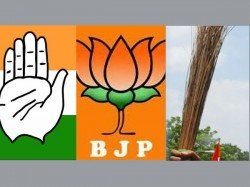 Exit Poll Says Congress Biggest Loser Bjp Has Slight Edge Over Aap
