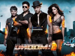 Dhoom 3 Gets Global Success Earns Rs 500 Crore