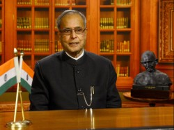 West Bengal Gang Rape Victims Family Meets President Pranab Mukherjee