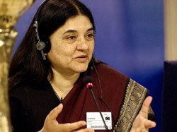 No Gandhi Can Save The Congress Party Maneka Gandhi