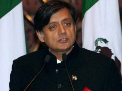 Shashi Tharoor Complains Of Chest Pain Admitted To Aiims