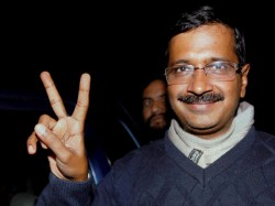 Two Cops Sent On Leave Kejriwal Claims It Victory