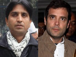 Bigger Scams Than 2g Will Emerge If Rahul Becomes Pm Kumar Vishwas